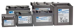 Необслуживаемые, герметичные свинцово-кислотные аккумуляторы Sonnenschein